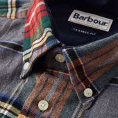 Barbour Stapleton Castlebay Shirt - Grey Marl