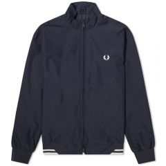 Fred Perry Authentic Twin Tipped Sports Jacket Navy