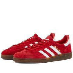 Adidas Handball Spezial Scarlet, White & Gum