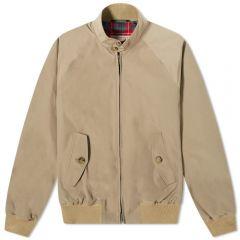 Baracuta G9 Harrington Jacket Tan