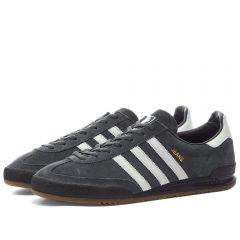 Adidas Jeans Carbon, White & Gold