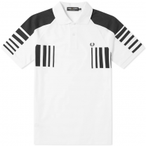 Fred Perry Block Graphic Pique Polo 3667-100
