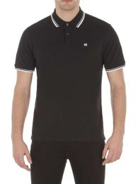 Ben Sherman Romford Polo Shirt Black