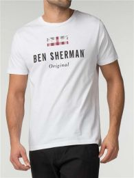Ben Sherman The Original Tee White