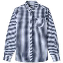 Fred Perry Reissues Gingham Shirt M6176 608