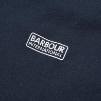 Barbour International Essential Crew Sweat Navy