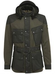 Barbour Classic Bedale Wax Jacket Olive