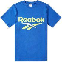 Reebok Classics Vector Tee Crushed Cobalt DX3817