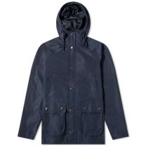 Barbour Hooded Bedale Japan Collection Navy