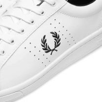 Fred Perry Authentic B721 Leather Sneaker White Navy
