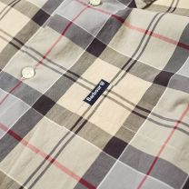 Barbour Tartan Shirt Dress
