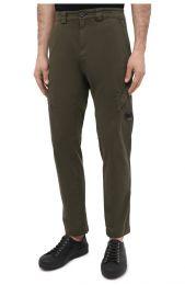 C.P. Company Garment Dyed Lens Pocket Cargo Pants
