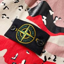 Stone Island 3C+PU Desert Camo Pocket JacketPlaster