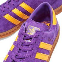 Adidas Hamburg Purple Gold