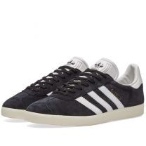 Adidas Gazelle Core Black/Vintage White/Gold BB5491