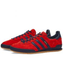 Adidas Jeans Red Collegiate Navy