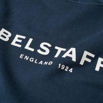 Belstaff 1924 Logo Popover Hoody Dark Ink