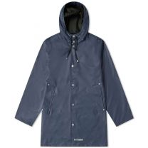 Stutterheim Stockholm Lightweight Raincoat Navy