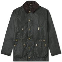 Barbour 125th Anniversary Icons Beaufort Wax Sage