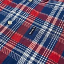 Barbour Highland Check Shirt Red