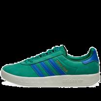 Adidas Trimm Trab Bold Green, Blue & Cream White EE5742