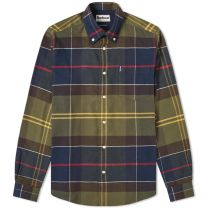 Barbour Tartan Shirt Classic Tartan TN52