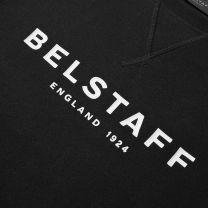 Belstaff 1924 Logo Crew Sweat Black