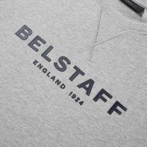 Belstaff 1924 Logo Crew Sweat Grey