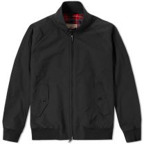 Baracuta G9 Harrington Jacket Black
