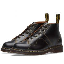 Dr. Martens Church Monkey Vintage Black Smooth