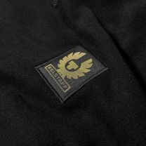 Belstaff Patch Logo Crew Sweat Black