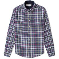 Barbour Alvin Shirt Blue Marl