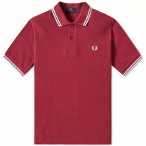 Fred Perry Shirt Twin Tipped M12 106