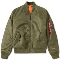 Alpha Industries Classic MA-1 Jacket Sage Green