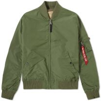 Alpha Industries MA-1 TT Jacket Sage Green