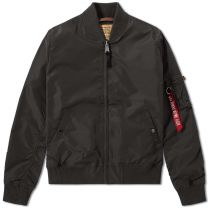 Alpha Industries MA-1 TT Jacket Black