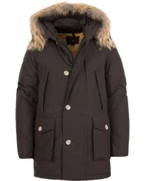 Woolrich Arctic Parka DF Wood Brown