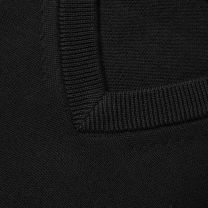 Fred Perry Authentic Classic V-Neck Knit Black