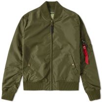 Alpha Industries MA-1 VF 59 Flight Jacket Dark Green