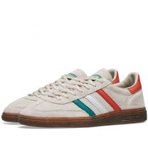 "Adidas Handball Spezial ""St. Patrick´s Day"" Clear Brown, White & Gold DB3570"