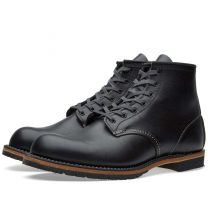 """Red Wing 9014 Beckman 6"""" Round Toe Boot Black Featherstone"""