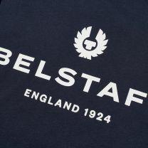 Belstaff 1924 Logo Tee Dark Ink