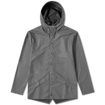 Rains Classic Jacket Charcoal