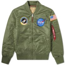 Alpha Industries MA-1 VF NASA Jacket