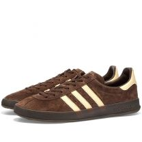 Adidas Broomfield Brown & Yellow