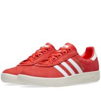 Adidas Trimm Trab Active Red, White & Gold BD7629