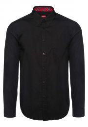Merc Albin Black Shirt