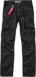 Nudie Jeans GRIM TIM Dry Black Selvage L32