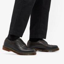 Dr. Martens Vintage 3989 Quilon Shoe - Made in England Black