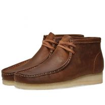 Clarks Originals Wallabee Boot Beeswax Leather